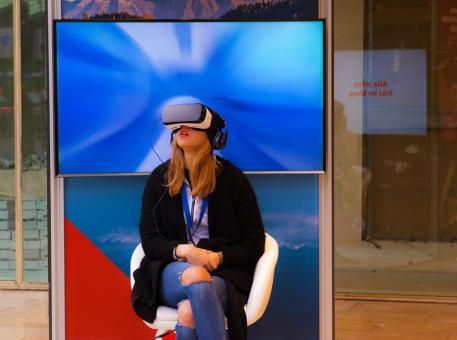 [Infographie] Baromètre 2016 : La réalité virtuelle et les entreprises